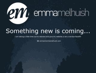 emmamelhuish.com screenshot