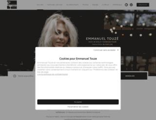 emmanuel-touze.net screenshot