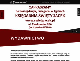 emmanuel.pl screenshot