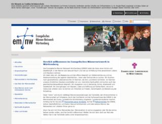 emnw-maenner.de screenshot