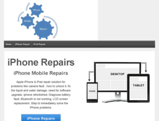 emobilephonerepairs.co.uk screenshot
