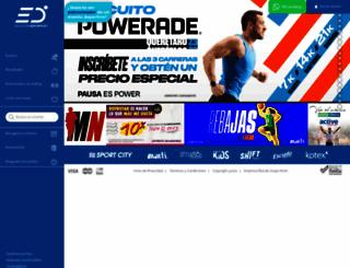 emociondeportiva.com screenshot