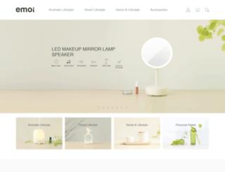 emoi.com screenshot