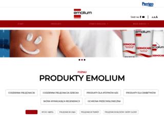 emolium.pl screenshot