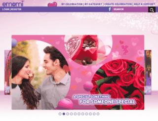 emomi365.com screenshot