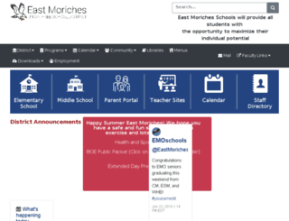 emoschools.org screenshot