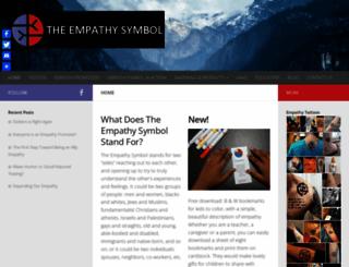 empathysymbol.com screenshot