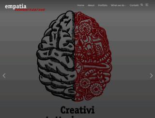 empatia.com screenshot