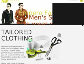 emperofashion.com screenshot