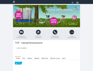 empiktravel.pl screenshot