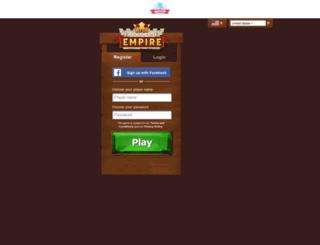 empire.rtl2-spiele.de screenshot