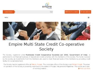 empirecredits.com screenshot