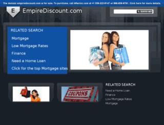 empirediscount.com screenshot