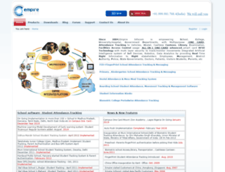 empireinfocom.com screenshot