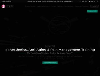 empiremedicaltraining.com screenshot
