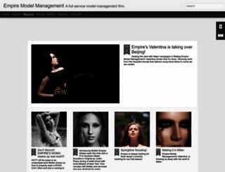 empiremodel.blogspot.com screenshot
