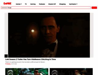 empireonline.com screenshot