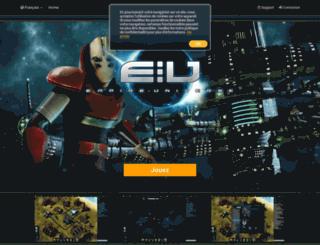 empireuniverse3.fr screenshot
