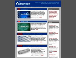empirisoft.com screenshot