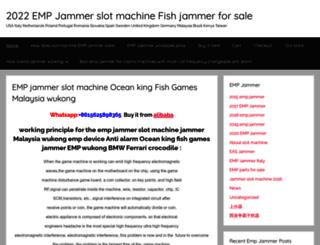 empjammer.com screenshot