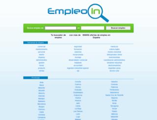 empleoin.com screenshot