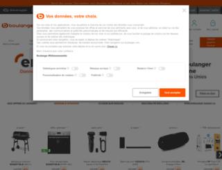 emploi.boulanger.fr screenshot