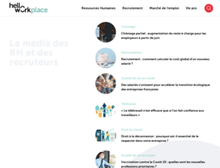 emploienquestions.fr screenshot