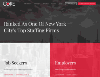 employcore.com screenshot