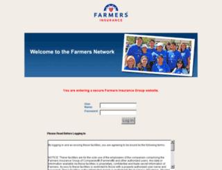 employee.farmersinsurance.com screenshot