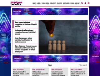 employeebenefits.co.uk screenshot