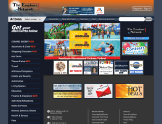 employeenetwork.com screenshot