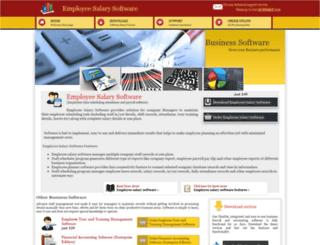 employeesalarysoftware.com screenshot