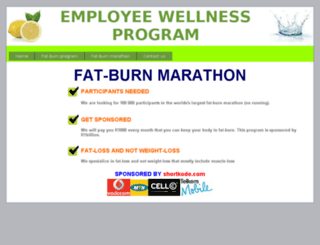 employeewellnessprogram.co.za screenshot