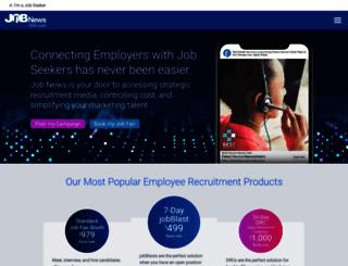employer.jobnewsusa.com screenshot