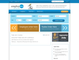 employme.net.au screenshot