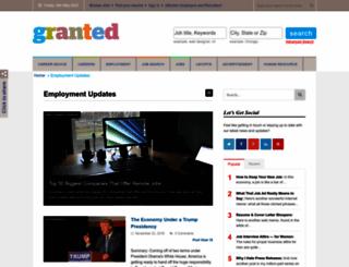 employmentspectator.com screenshot