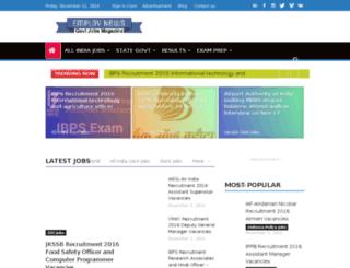 employnews.info screenshot