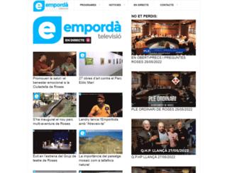 empordadigital.cat screenshot