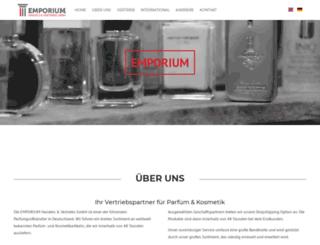 emporiumgmbh.de screenshot
