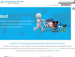 emporiumtech.com screenshot