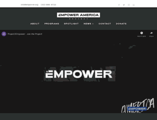 empower.org screenshot