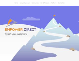 empowerdirect.com screenshot