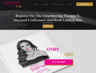 empoweringwomentosucceed.com screenshot