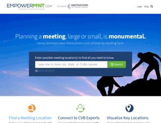 empowermint.com screenshot