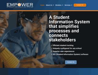 empowersis.com screenshot