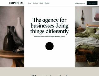 empr.com.au screenshot