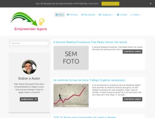 empreenderagora.com.br screenshot