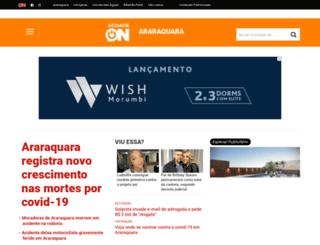 empregos.araraquara.com screenshot