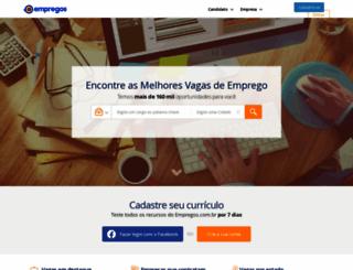 empregos.com.br screenshot