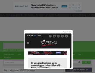 empregos.mozmaniacos.com screenshot